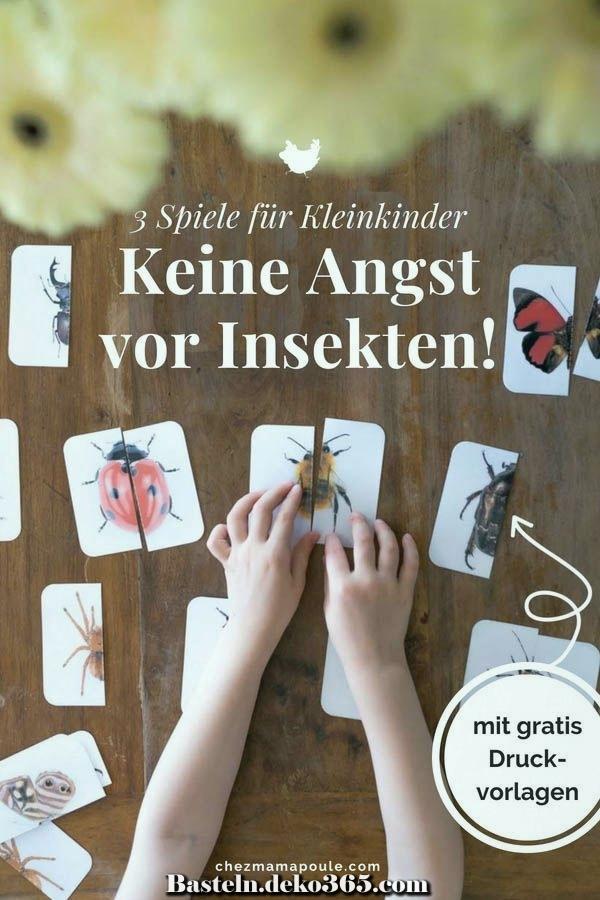 Schmetterlinge Spiel