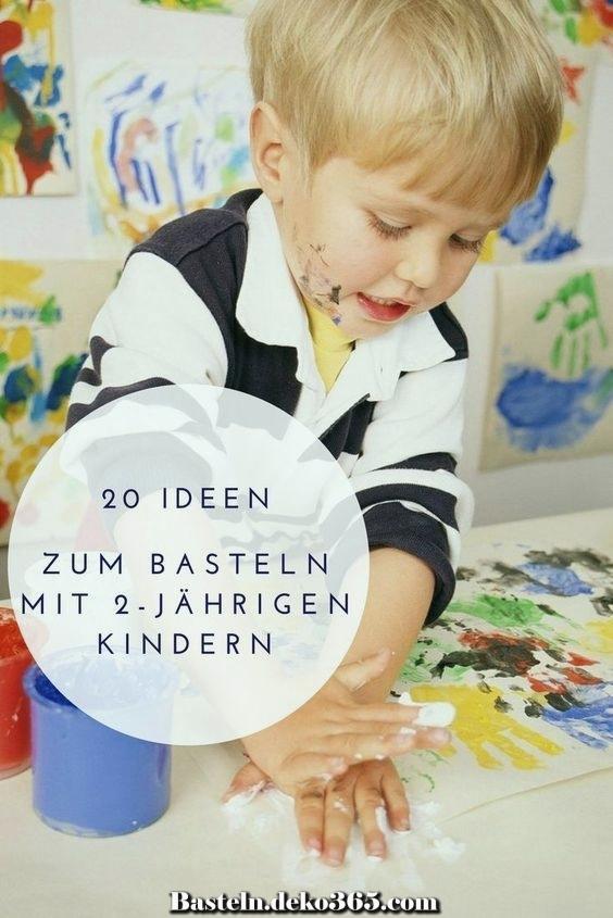 hervorragende bastelideen zu gunsten von 2 jährige kinder