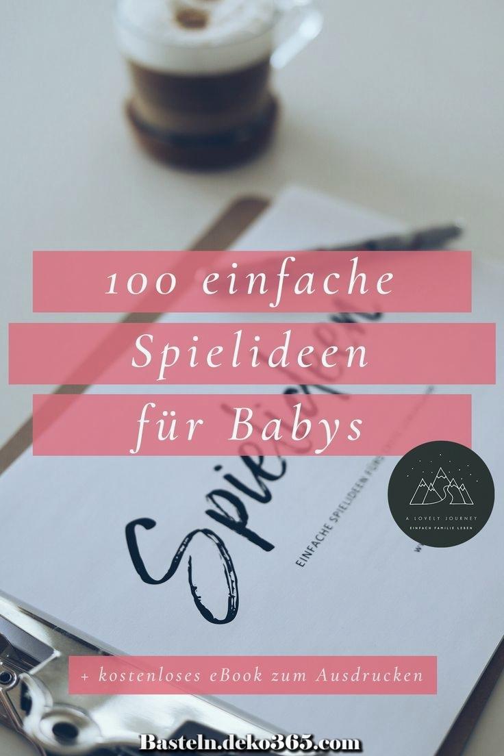 kostenloses ebook einfache spielideen zu händen babys zum